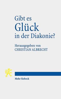 Abbildung von Albrecht | Gibt es Glück in der Diakonie? | 2020