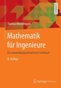 Abbildung von Westermann | Mathematik für Ingenieure | 8. Aufl. 2020 | 2020 | Ein anwendungsorientiertes Leh...