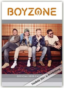 Abbildung von Boyzone 2021 - A3 Format Posterkalender   2020   Original Danilo-Kalender [Mehr...