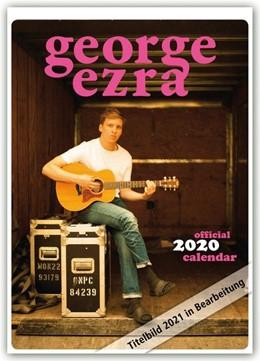 Abbildung von George Ezra 2021 - A3 Format Posterkalender | 1. Auflage | 2020 | beck-shop.de