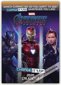 Abbildung von Marvel Avengers Endgame 2021 - A3 Format Posterkalender | 2020 | Original Danilo-Kalender [Mehr...