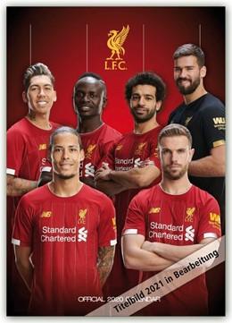 Abbildung von FC Liverpool 2021 - A3 Format Posterkalender   1. Auflage   2020   beck-shop.de