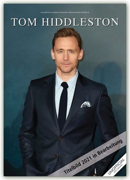Abbildung von Tom Hiddleston 2021 - A3 Format Posterkalender | 2020 | Original RedStar - Carousel Ka...