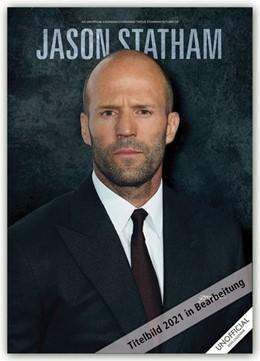 Abbildung von Jason Statham 2021 - A3 Format Posterkalender | 2020 | Original RedStar - Carousel Ka...