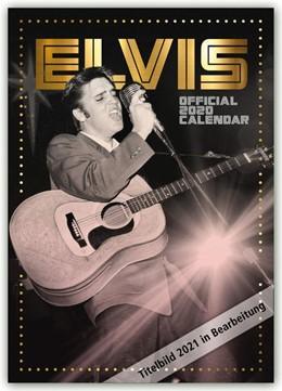 Abbildung von Elvis 2021 - A3 Format Posterkalender | 1. Auflage | 2020 | beck-shop.de
