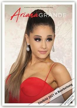 Abbildung von Ariana Grande 2021 - A3 Format Posterkalender | 2020 | Original RedStar - Carousel Ka...