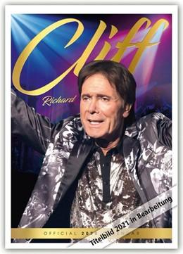 Abbildung von Cliff Richard 2021 - A3 Format Posterkalender | 2020 | Original Danilo-Kalender [Mehr...