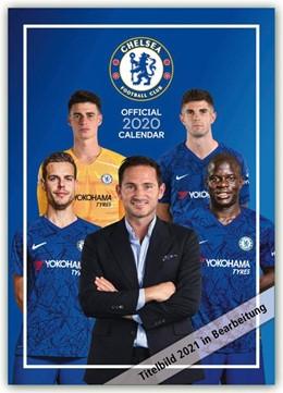 Abbildung von Chelsea FC 2021 - A3 Format Posterkalender | 2020 | Original Danilo-Kalender [Mehr...