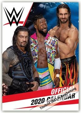 Abbildung von World Wrestling Man 2021 - A3 Format Posterkalender | 2020 | Original Danilo-Kalender [Mehr...