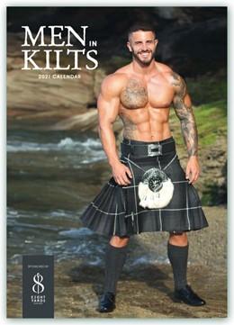 Abbildung von Men in Kilts - Männer in Kilts 2021 - A3 Format Posterkalender | 2020 | Original Carousel-Kalender [Me...