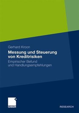 Abbildung von Kroon   Messung und Steuerung von Kreditrisiken   2009   Empirischer Befund und Handlun...