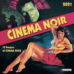 Abbildung von Cinema Noir 2021. Media Illustration | 2020