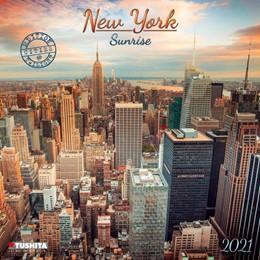 Abbildung von New York Sunrise 2021 | 2020 | Sonnenaufgang in New York