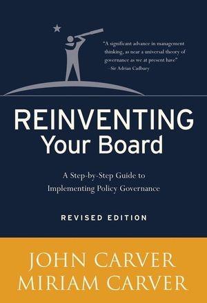 Abbildung von Carver | Reinventing Your Board | 2006