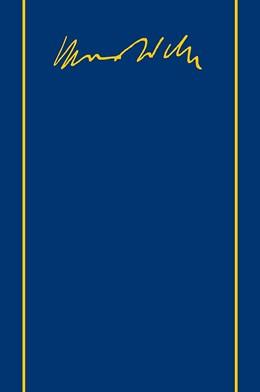 Abbildung von Weber / Janssen | Max Weber-Gesamtausgabe | 1. Auflage | 2020 | beck-shop.de