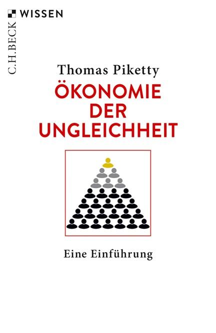 Cover: Thomas Piketty, Ökonomie der Ungleichheit