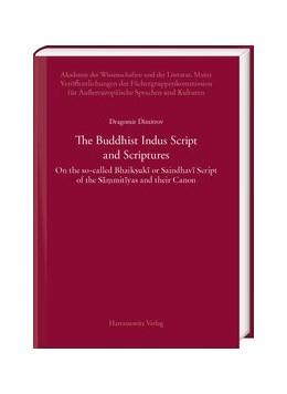 Abbildung von Dimitrov | The Buddhist Indus Script and Scriptures | 2020 | On the so-called Bhaik¿uki or ...