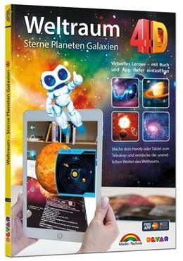 Abbildung von Weltraum 4D - Sterne, Planeten, Galaxien mit APP virtuell durch den Weltall   1. Auflage   2020   beck-shop.de