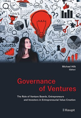 Abbildung von Hilb | Governance of Ventures | 2020 | The Role of Venture Boards, En...