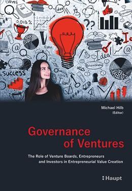 Abbildung von Hilb | Governance of Ventures | 1. Auflage | 2020 | beck-shop.de