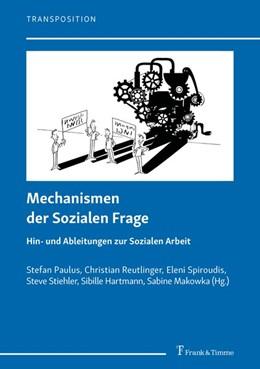 Abbildung von Paulus / Reutlinger   Mechanismen der Sozialen Frage   1. Auflage   2020   beck-shop.de