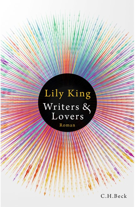 Cover: Lily King, Writers & Lovers