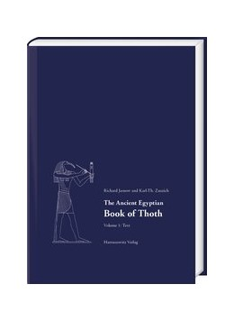 Abbildung von Jasnow / Zauzich | The Ancient Egyptian Book of Thoth | special edition | 2020 | Special edition of the <i&g...