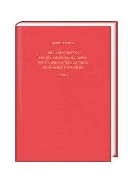 Abbildung von Heydeck | Die Handschriften der Signaturenreihe Hdschr. der Staatsbibliothek zu Berlin – Preußischer Kulturbesitz. Teil 2: Hdschr. 151–300 | 2020 | Mit einer Beschreibung des Fir... | 9,2
