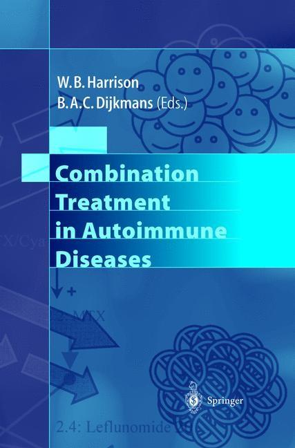 Abbildung von Harrison / Dijkmans | Combination Treatment in Autoimmune Diseases | 2002