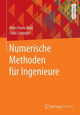 Abbildung von Abali / Çakiroglu | Numerische Methoden für Ingenieure | 2020 | mit Anwendungsbeispielen in Py...