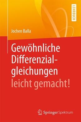 Abbildung von Balla | Gewöhnliche Differenzialgleichungen leicht gemacht! | 2020