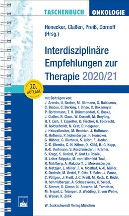 Abbildung von Honecker / Claßen / Preiß / Dornoff | Taschenbuch Onkologie | 20. Auflage | 2020 | Interdisziplinäre Empfehlungen...