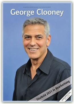 Abbildung von George Clooney 2021 - A3 Format Posterkalender   1. Auflage   2020   beck-shop.de