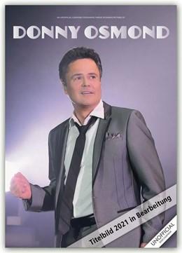 Abbildung von Donny Osmond 2021 - A3 Format Posterkalender | 1. Auflage | 2020 | beck-shop.de