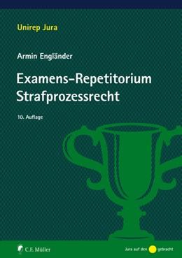 Abbildung von Engländer   Examens-Repetitorium Strafprozessrecht   10. Auflage   2020   beck-shop.de