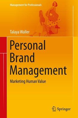 Abbildung von Waller | Personal Brand Management | 1st ed. 2020 | 2020 | Marketing Human Value
