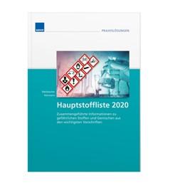 Abbildung von Hauptstoffliste 2020 | 1. Auflage | 2020 | beck-shop.de