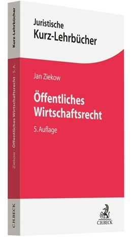 Abbildung von Ziekow | Öffentliches Wirtschaftsrecht | 5. Auflage | 2020 | beck-shop.de