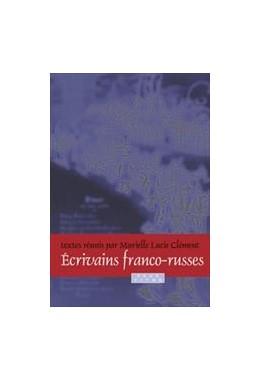 Abbildung von Écrivains franco-russes | 2008 | 318