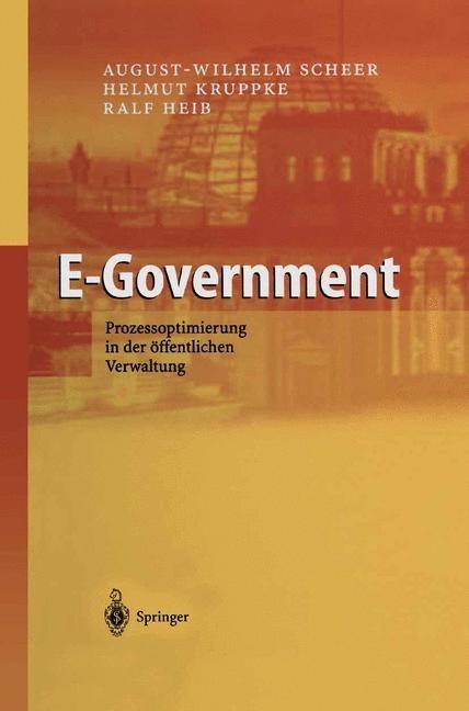 Abbildung von Scheer / Kruppke / Heib | E-Government | 2003