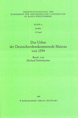 Abbildung von Das Urbar der Deutschordenskommende Mainau von 1394 | 1990 | 39