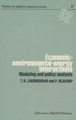 Abbildung von Lakshmanan | Economic—Environmental—Energy Interactions | 1980 | Modeling and Policy Analysis | 17