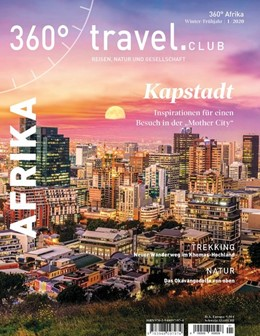 Abbildung von 360° Afrika - Ausgabe Winter/Frühjahr 2020   1. Auflage   2020   beck-shop.de