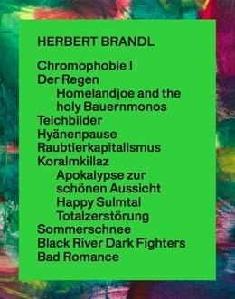 Abbildung von Ransmayr / Johannsen   Herbert Brandl. Exposed to Painting. Die letzten 20 Jahre / The past 20 years   1. Auflage   2020   beck-shop.de