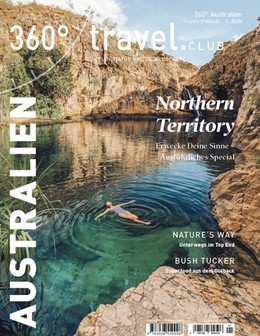 Abbildung von 360° Australien - Ausgabe Winter/Frühjahr 2020 | 2020 | Special Northern Territory