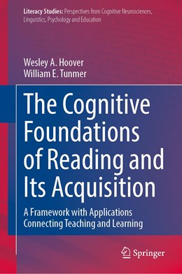 Abbildung von Hoover / Tunmer | The Cognitive Foundations of Reading and Its Acquisition | 1st ed. 2020 | 2020 | A Framework with Applications ... | 20