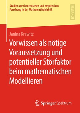 Abbildung von Krawitz | Vorwissen als nötige Voraussetzung und potentieller Störfaktor beim mathematischen Modellieren | 1. Auflage | 2020 | beck-shop.de