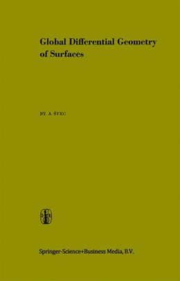 Abbildung von Svec | Global Differential Geometry of Surfaces | 1982