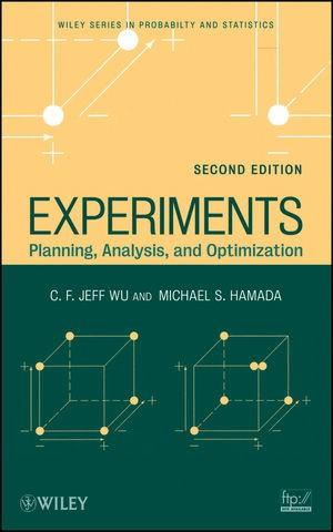 Abbildung von Wu / Hamada | Experiments | 2. Auflage | 2009