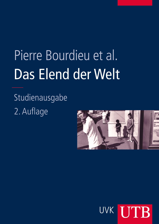 Das Elend der Welt | Bourdieu | erg. Aufl., 2009 | Buch (Cover)